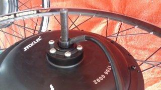 Мотор колесо Mxus 1000 Вт