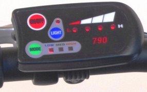 светодиодный пульт управления и контроля