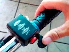 """Курок """"ГАЗА"""" с индикатором заряда батареи"""