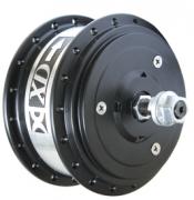 Двухскоростной двигатель YTWS-1 фирмы XIONGDA 350 Вт 48 вольт с двухступенчатой автоматической коробкой передач.