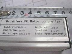 Двигатель в комплекте со специальным контроллером 36 Вольт 15 Ампер для обеспечения работы АКПП