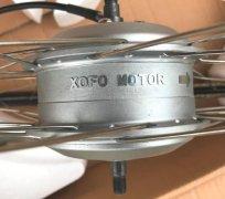 легкий мотор 1,9 кг 250 Вт 48 В