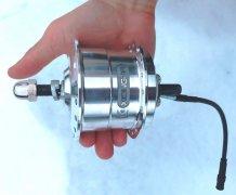 мини двигатели на переднее и заднее колесо
