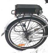 мотор колесо 36 В 350 Вт с аккумулятором 36 В 21 А/час